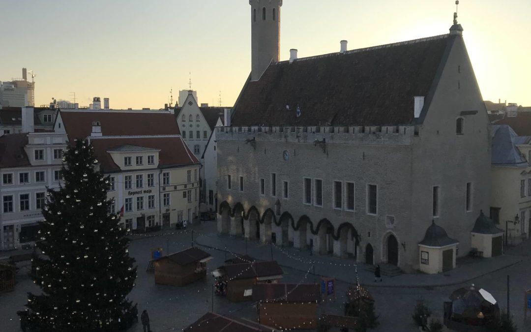 Mon Covid-exil en Estonie