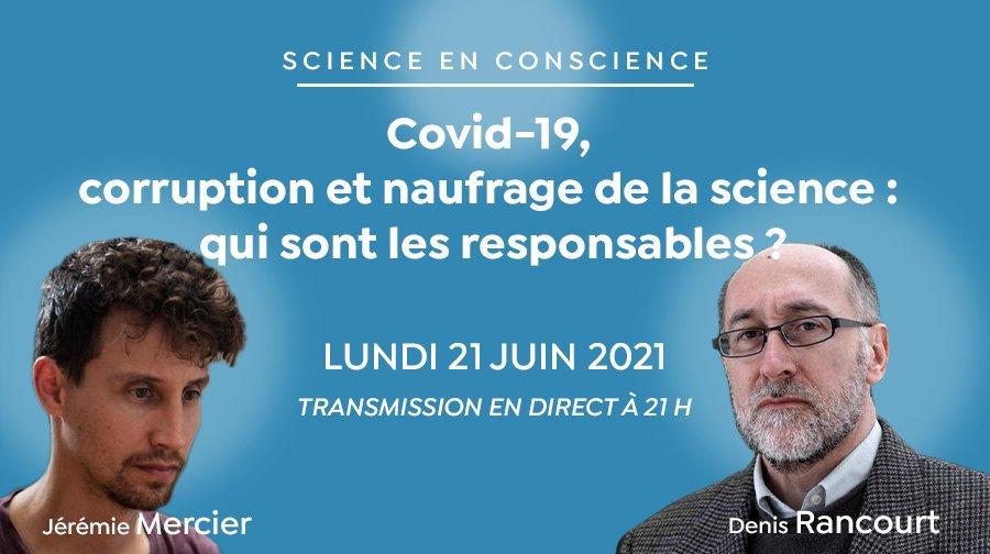 Crise du Covid-19 : le triomphe de la « science » sans conscience