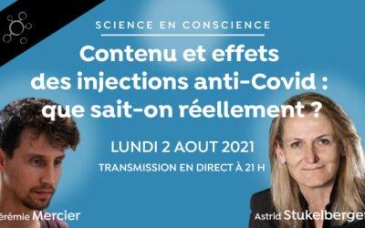 Contenu et effets des injections anti-Covid que sait-on réellement ?